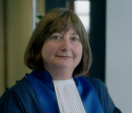 ICC President Judge Silvia Fernández de Gurmendi